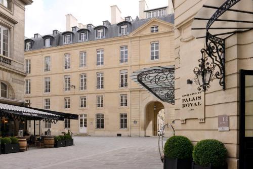 Grand Hôtel Du Palais Royal photo 43
