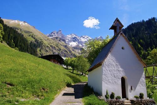 Berggasthof Einoedsbach Oberstdorf