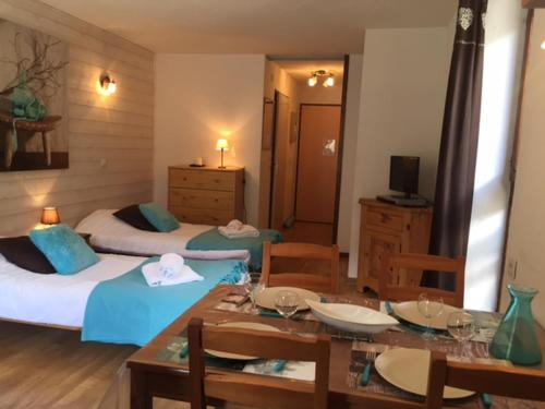 """Residence Cybele """"Grand Confort"""" Brides les Bains"""