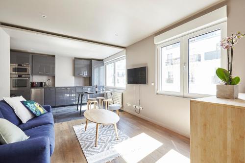 Clublord - Appartement Lumineux Refait à Neuf photo 8