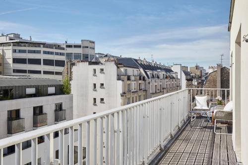 Appartement Lumineux avec terrasse photo 6