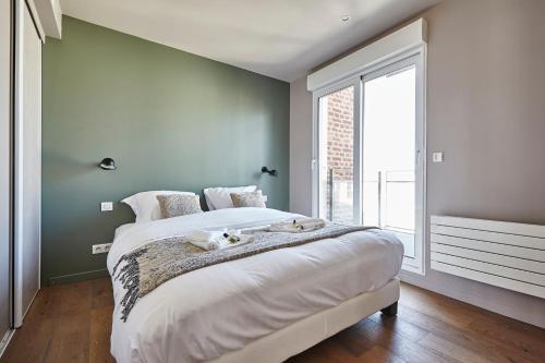 Appartement Lumineux avec terrasse photo 11