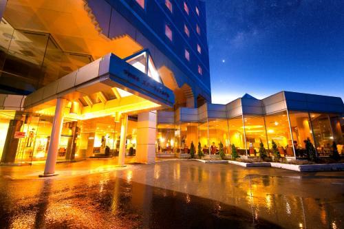 Ashibetsu Onsen Starlight Hotel