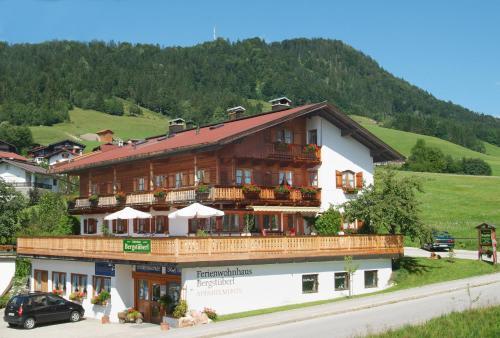 Gästehaus Bergstüberl - Reit im Winkl
