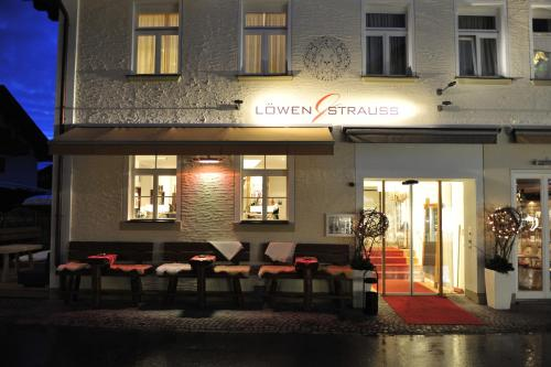 Alpin Lifestyle Hotel Lowen Strauss In Oberstdorf Germany 1000 Reviews Price From 87 Planet Of Hotels