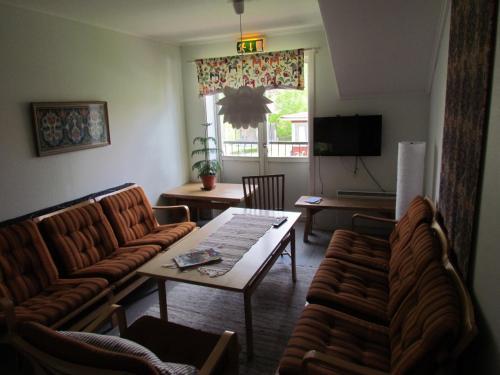 Accommodation in Siljansnäs
