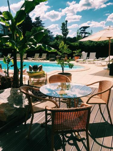 . Hotel La Chaumette