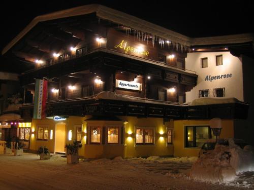 Apartments Alpenrose Kirchberg i. Tirol