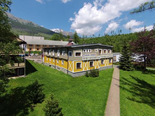 APLEND Apartmany Kamzik