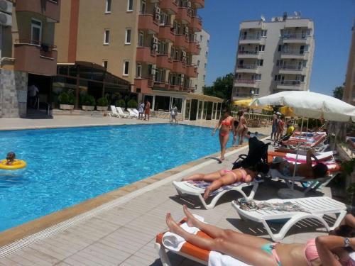Antalya Lara Hadrianus Hotel odalar