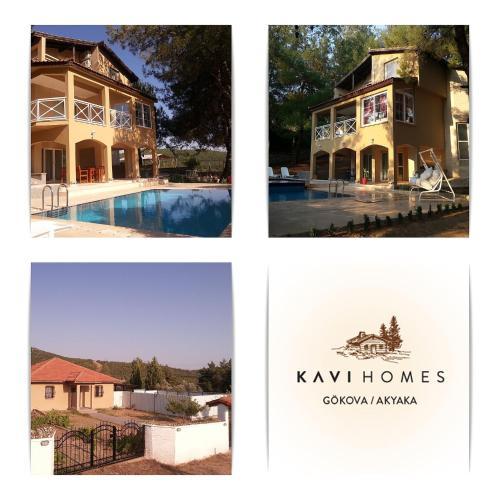 Akyaka Kavi Homes harita