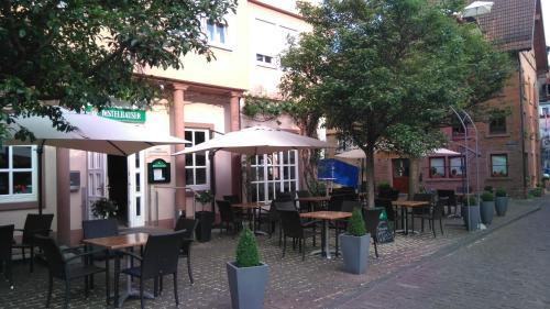 . Hotel Löwensteiner Hof Haus am Neuplatz