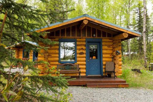 . Hatcher Pass Cabins