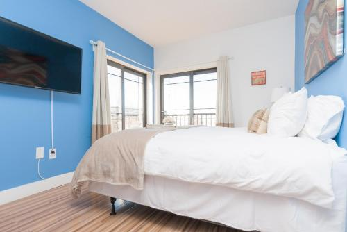 Luxury 3-Bedroom Apartment - 10 Minutes to Times Square - Weehawken, NJ 07086