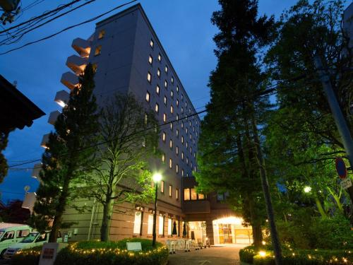 八戶市華盛頓酒店 Hachinohe Washington Hotel
