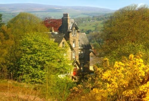 . Westwood Lodge Ilkley Moor