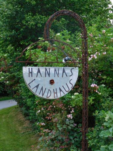 . Hannas Landhaus
