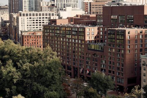 200 Boylston Street, Boston, Massachusetts 02116, United States.