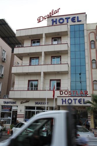 Mersin Dostlar Hotel tek gece fiyat