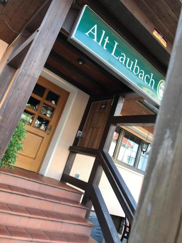 . Hotel Restaurant Alt Laubach