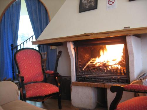 . Chambres et table d'hôtes Ancien hotel du Larzac