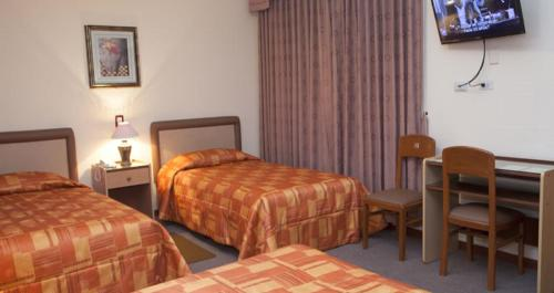 Gran Hotel Central, Tacna