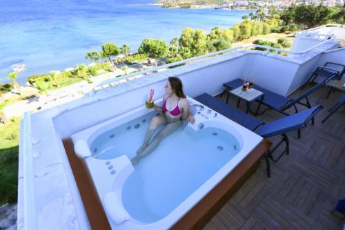 Datca Uslu Hotel Royal Yachting ulaşım