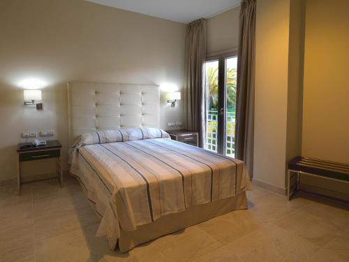 Habitación Doble - 1 o 2 camas Hotel Atlántico 19