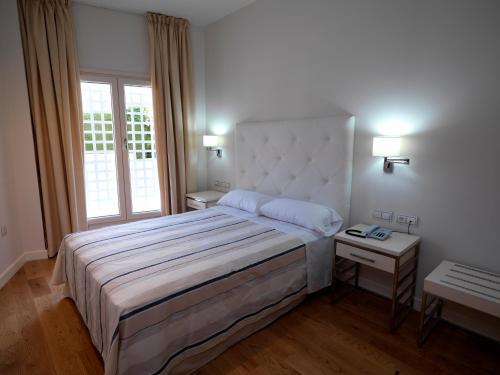 Habitación Doble - 1 o 2 camas Hotel Atlántico 17