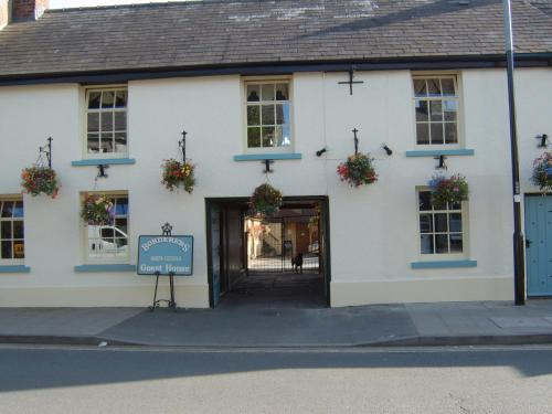 Borderers Guest House (B&B)