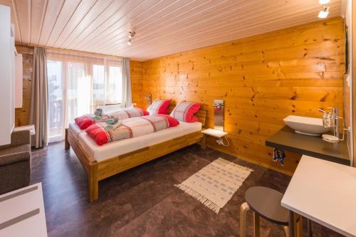 apartment EFEU mit stil & tradition - Hotel - Grächen