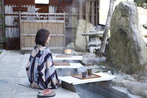 Accommodation in Miyajima