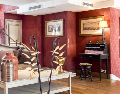 Hôtel du Romancier - Hôtel - Paris