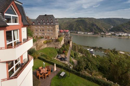 . Romantik Hotel Schloss Rheinfels