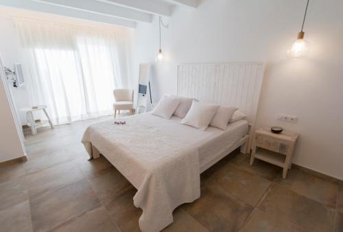 Habitación Doble con terraza Agroturismo Son Vives Menorca - Adults Only 10