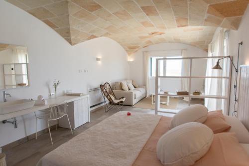 Habitación Doble Superior con terraza - 1 o 2 camas Agroturismo Son Vives Menorca - Adults Only 4
