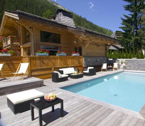 Les Rives d'Argentière - Chalet - Chamonix