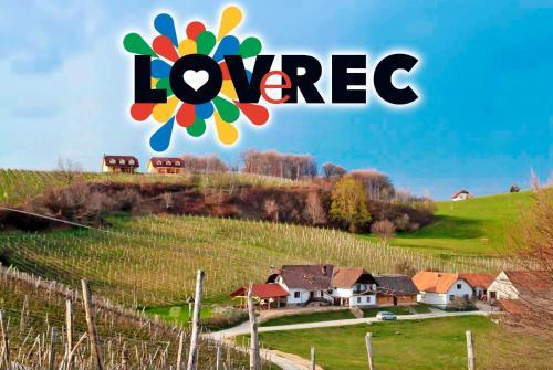 . Tourist farm Lovrec
