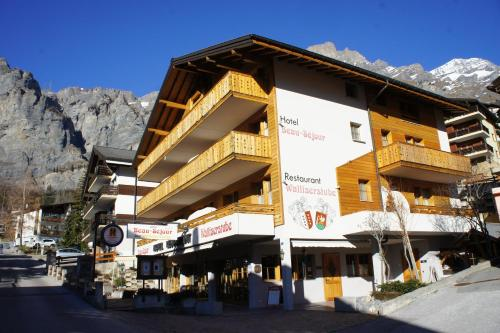 Accommodation in Leukerbad