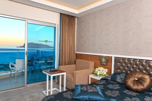 Alanya Diamond Hill Resort Hotel adres