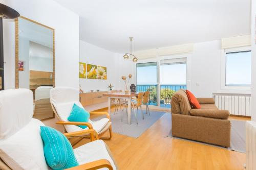 . Malgrat de Mar Blvd Seaview Apartment