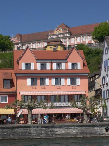 Hotel Strand Cafe Meersburg impression