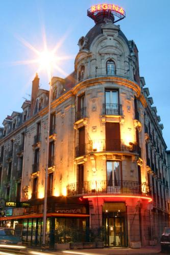 . Hôtel Restaurant Le Regina