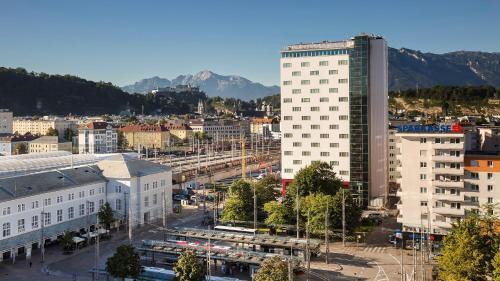 Austria Trend  Europa Salzburg, Pension in Salzburg