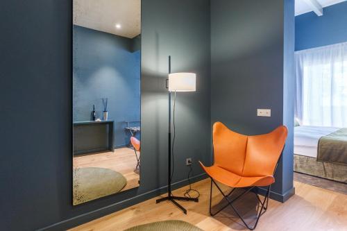 Habitación Doble Grand Deluxe con terraza Casa Ládico - Hotel Boutique 18