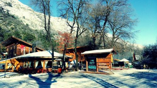 HOTEL & HOSTAL CHIL'IN, Las Trancas - Hotel