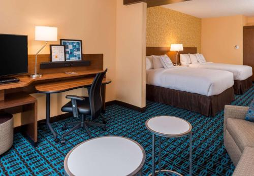 Hotel Fairfield Inn & Suites Orlando East/Ucf Area