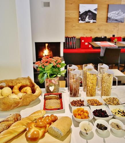 Elite Alpine Lodge - Apart & Breakfast Saas-Fee