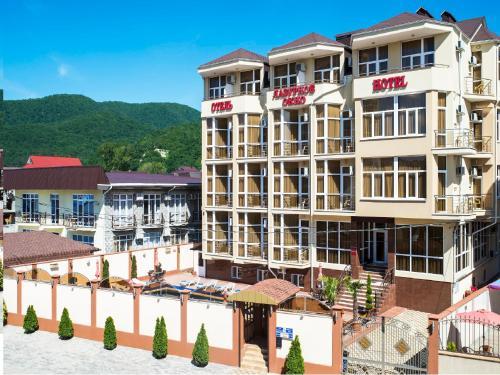 Lazurnoye Okno Hotel