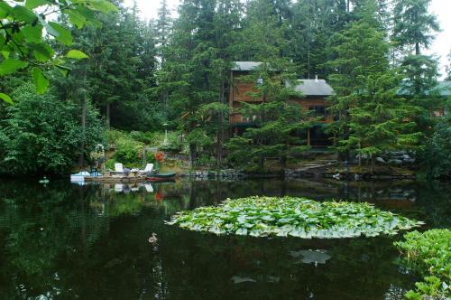 Фото отеля Pearson's Pond Luxury Inn and Adventure Spa
